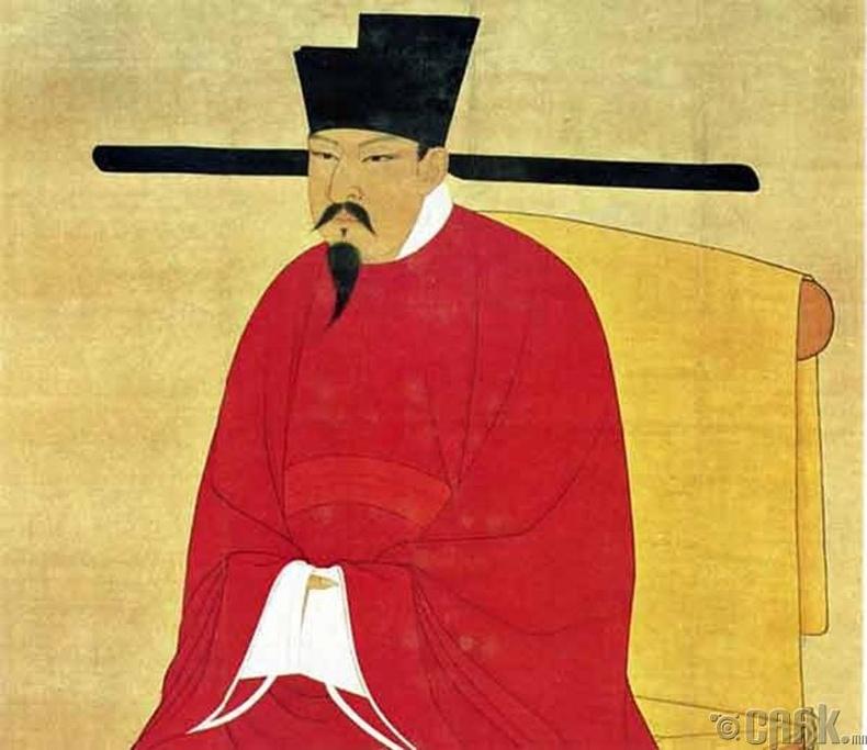 Эзэн хаан Шенцонг (1048-1085)