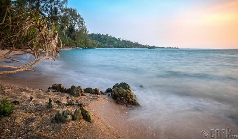 Кеп, Камбож