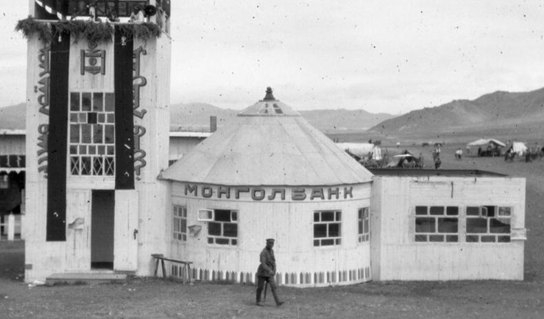 30-аад оны Улаанбаатарын гудамжуудын төрх (60 фото)