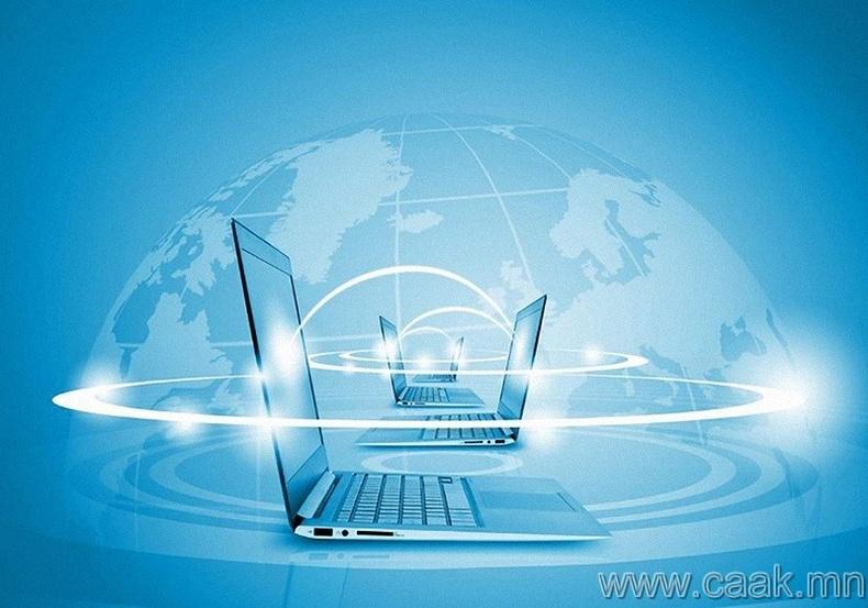 Дэлхийн хүн амын хэдэн хувь нь интернэтэд орох боломжтой вэ?
