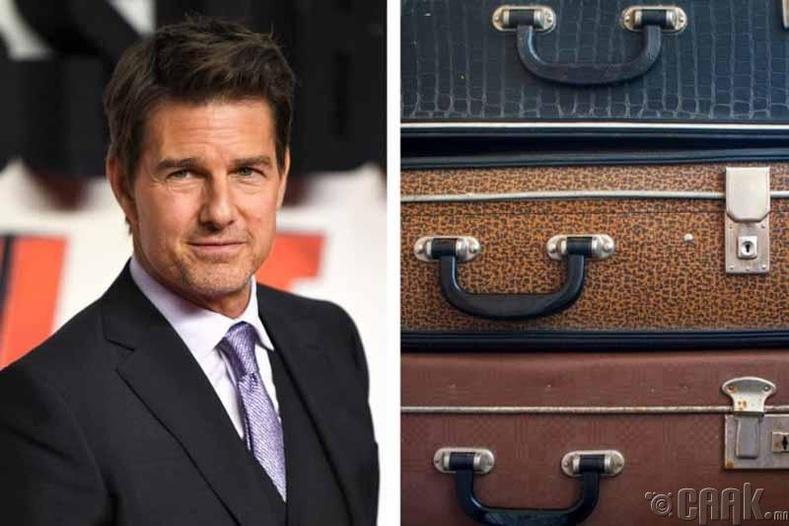Жүжигчин Том Круз (Tom Cruise)