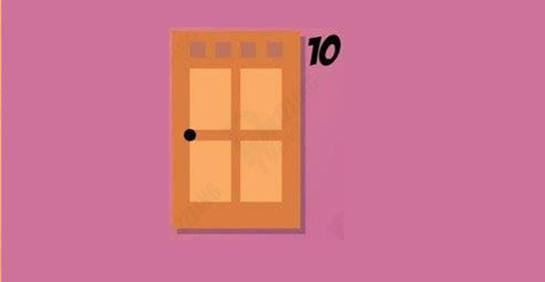 Аравдугаар хаалга