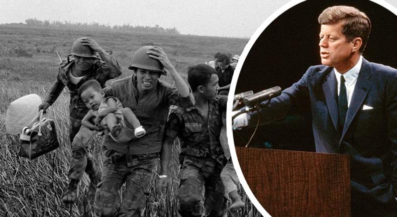 Америкийн 5 Ерөнхийлөгчийн үе дамжин өрнүүлсэн Вьетнамын дайны ноцтой баримтууд