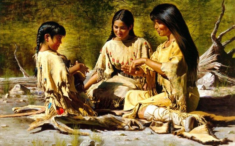 Уугуул Америкчуудын тухай түүхийн номонд өгүүлдэггүй сонирхолтой баримтууд