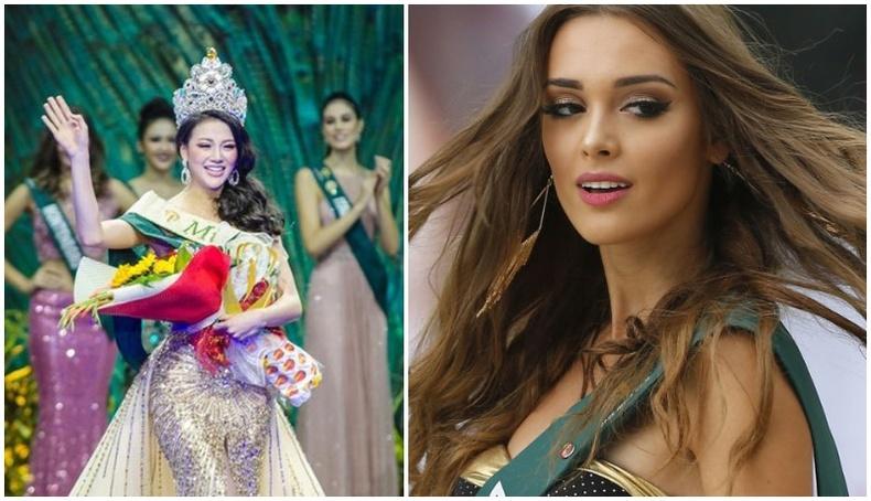 """""""Miss Earth 2018"""" буюу """"Эх дэлхийн мисс""""-ийн торгон агшнууд"""
