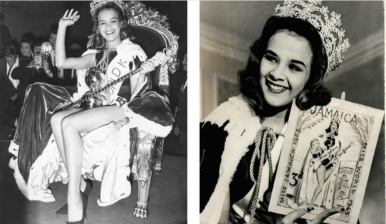 Кэрол Кроуфорд — «Дэлхийн Мисс» 1963 он