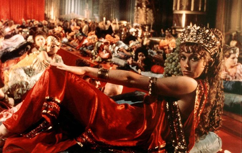 """Хелен Миррен (Helen Mirren) - """"Caligula"""""""