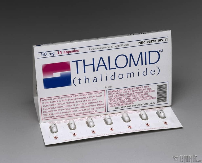 Талидомид