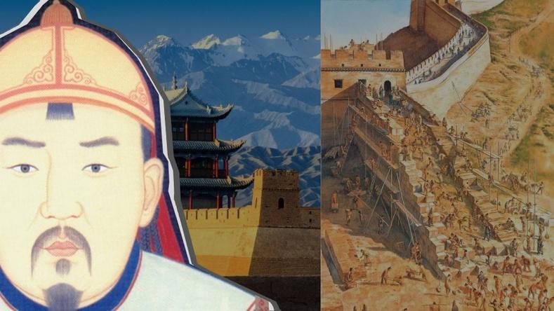 Хятадын цагаан хэрэм түүхэндээ юуг үзэж туулсан бэ?