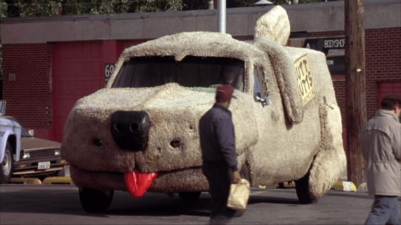 1984 Ford Econoline - Dumb and Dumber