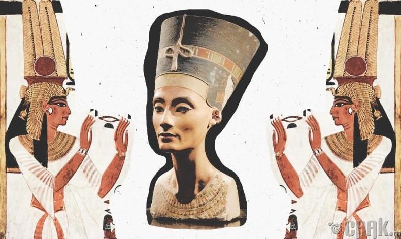 Нефертити - Египетийн гоо үзэсгэлэн