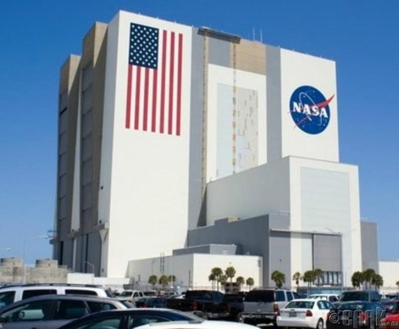 """""""NASA""""-ийн босоо барилгад өөрийн гэсэн цаг уурын бүс бий"""