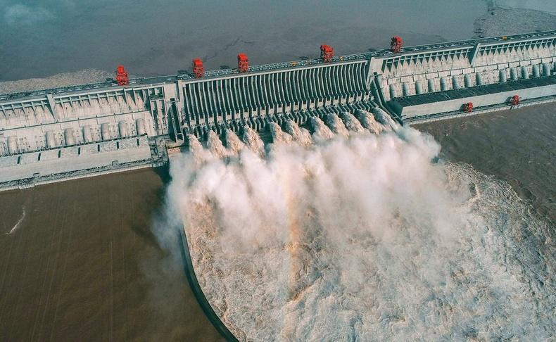 """Дэлхийн эргэлтийг удаашруулсан Хятадын алдарт """"Гурван хавцлын далан"""""""