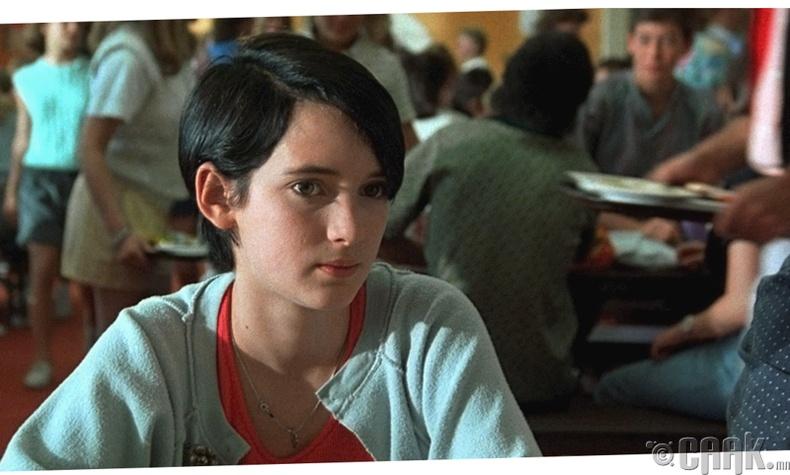 """Вайнона Райдер (Winona Ryder) - """"Lukas"""", 1986 он"""