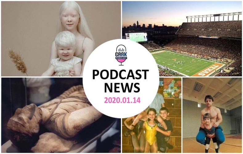 Podcast news - Танин мэдэхүй (2020.01.14)