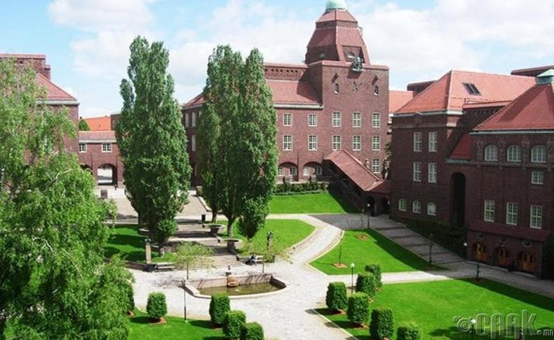 """""""Royal"""" Технологийн их сургууль, Швед - 23,000 доллар"""