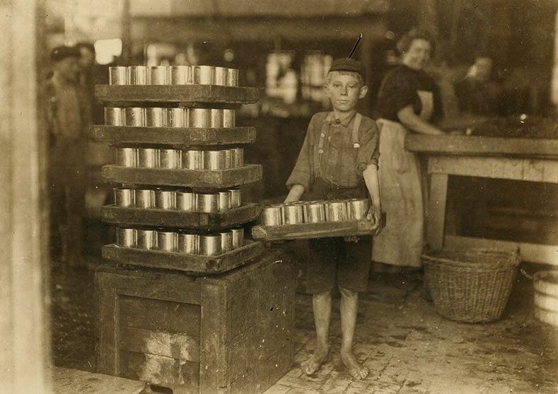 Балтиморын савлах үйлдвэрийн ажилчин хүү