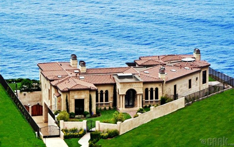 """Rancho Palos Verdes Mansion"" - Лос Анжелес"
