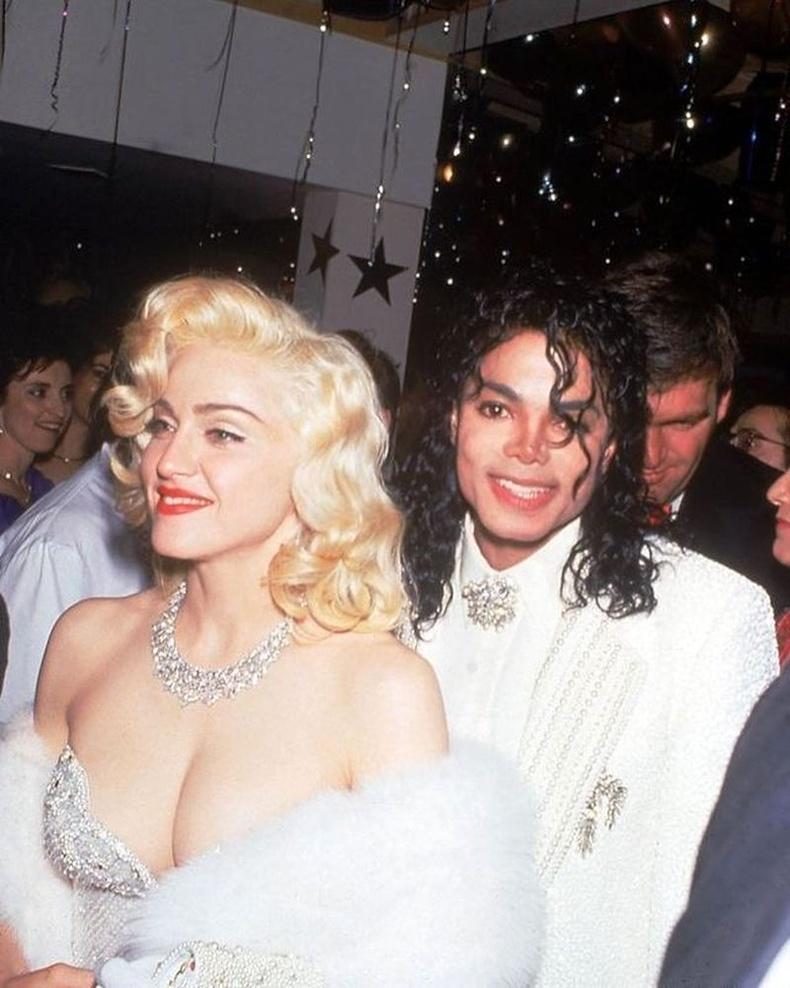 Майкл Жексон, Мадонна нар - 1991