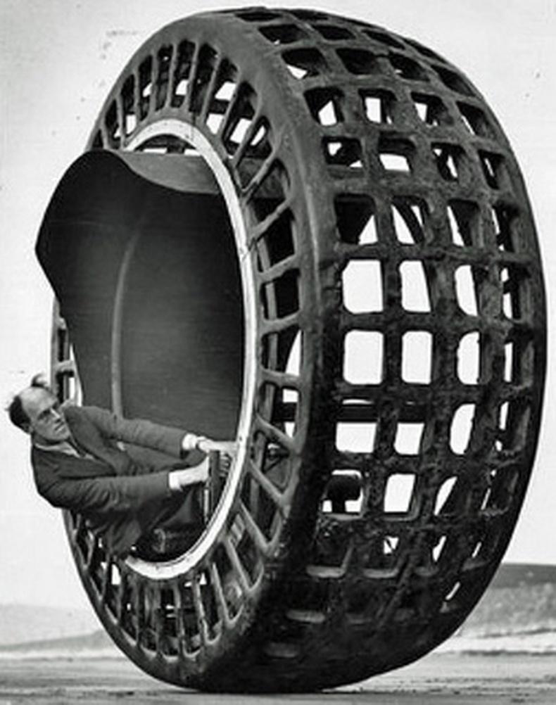 1930 онд ийм машин бүтээж байжээ