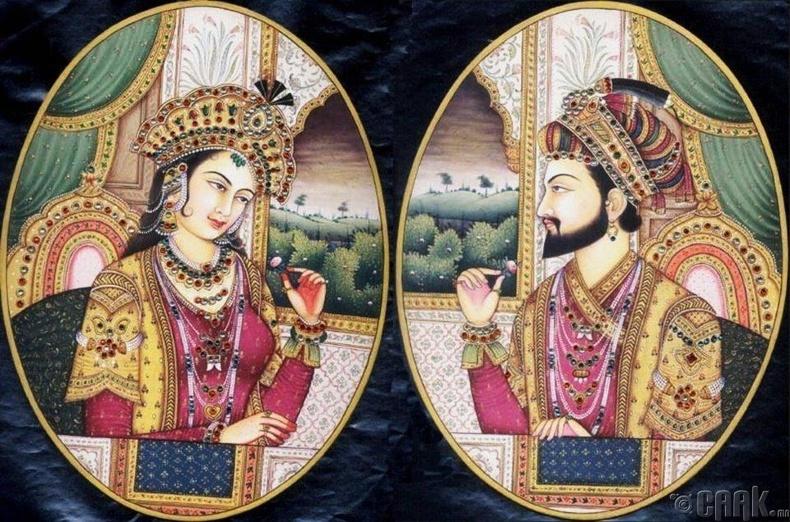 Мумтаз Махал болон Шах Жахан