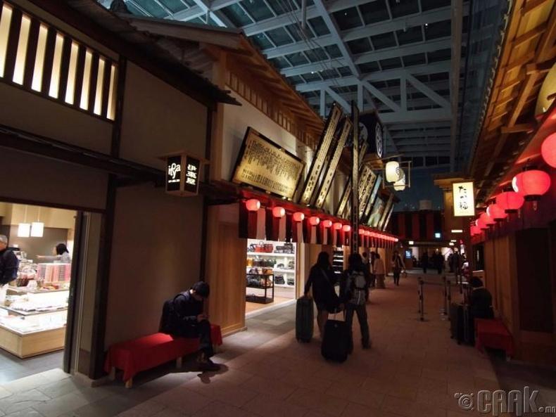 Ханедагийн олон улсын нисэх онгоцны буудал, Токио