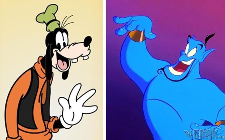 Бараг бүх хүүхэлдэйн киноны баатрууд яагаад дөрвөн хуруутай байдаг вэ?