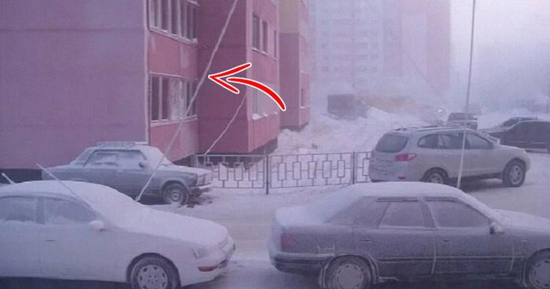Сибирийн жолооч нарын машинаа халаах сонирхолтой арга