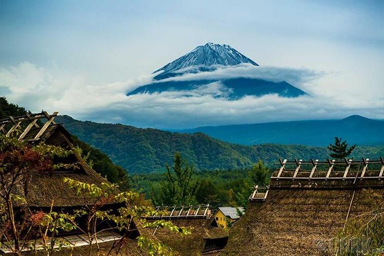 Фүжи уул (Япон улс)