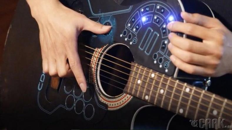 Гайхамшигт гитар