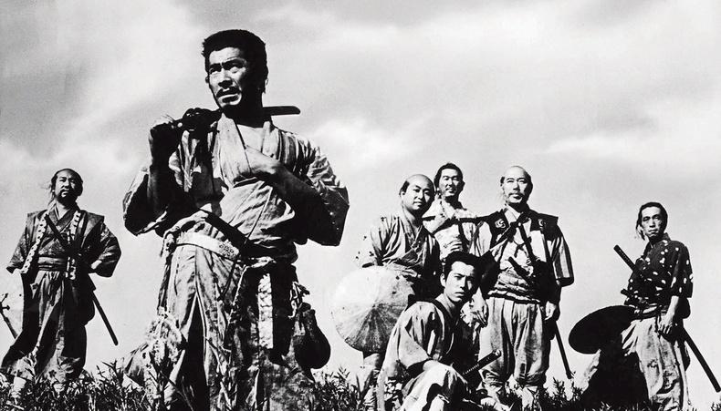 """Долоон самурай"", 1954"