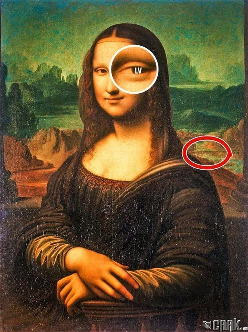 Мона Лизагийн нууцууд