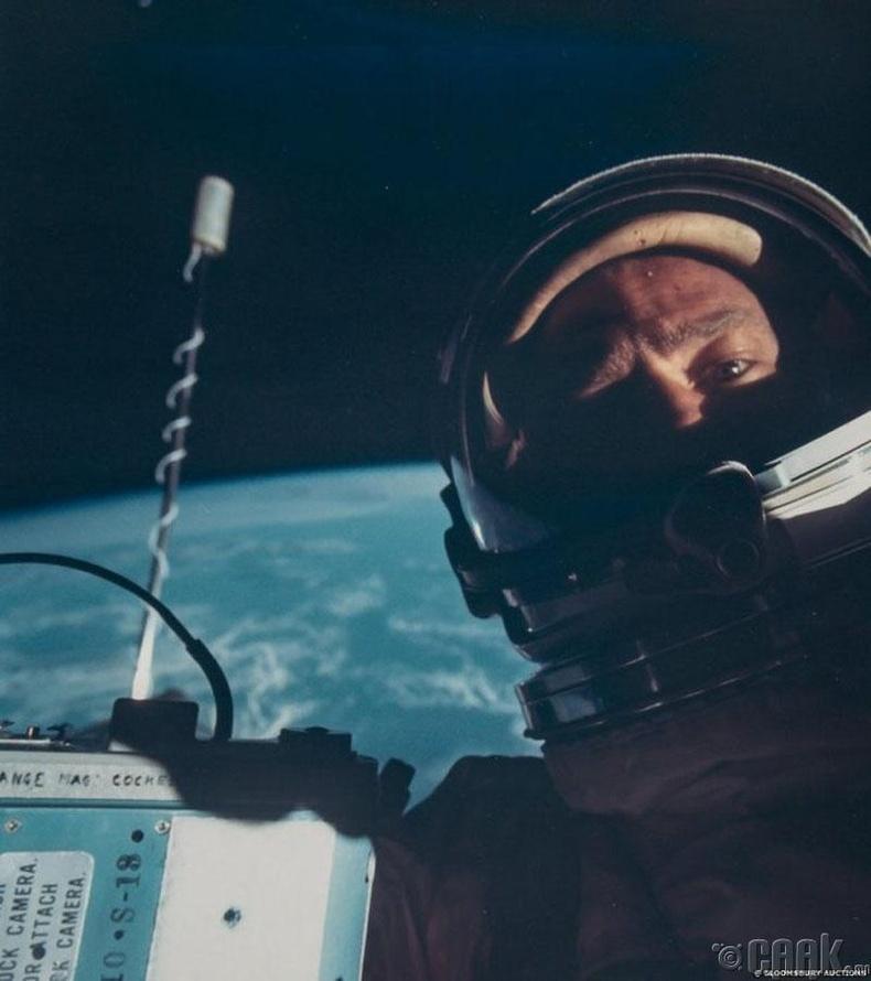 Сансрын нисгэгч Баз Алдрин (Buzz Aldrin) - 1966
