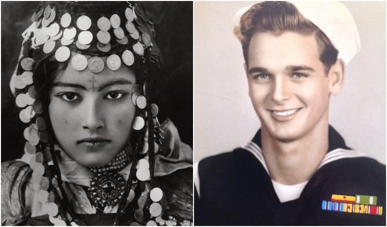 Цахим хэрэглэгчид өвөө эмээгийнхээ залуугийн зургийг хуваалцсан нь (20+ фото)