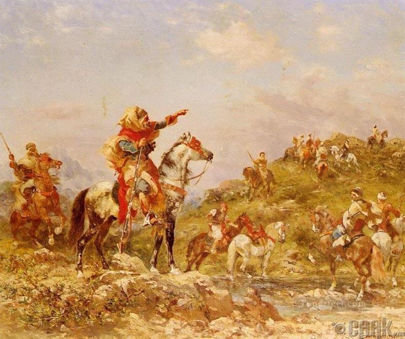 Кавлах бинт ал-Азвар: Византын эзэнт гүрний эсрэг Исламын армийг удирдаж байсан жанжин