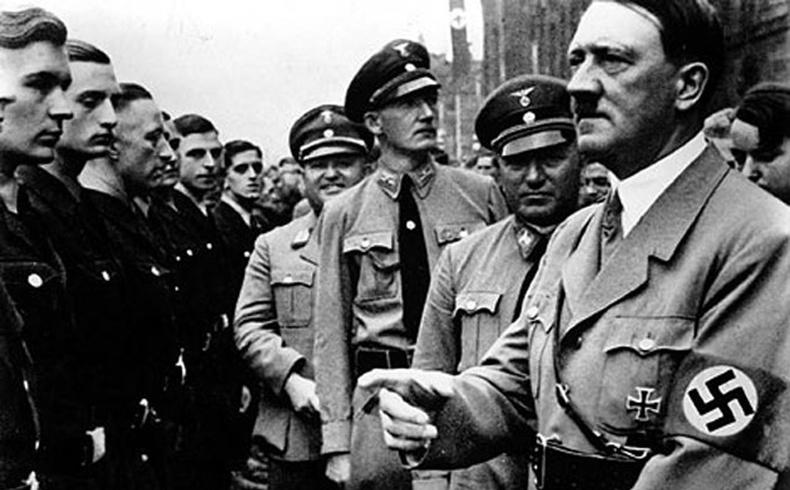 Гитлер цэргүүдээ дайнд ингэж бэлддэг байсан
