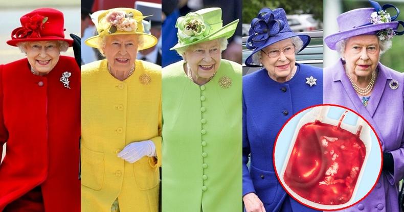 Английн хатан хааны амьдралын бодит үнэн