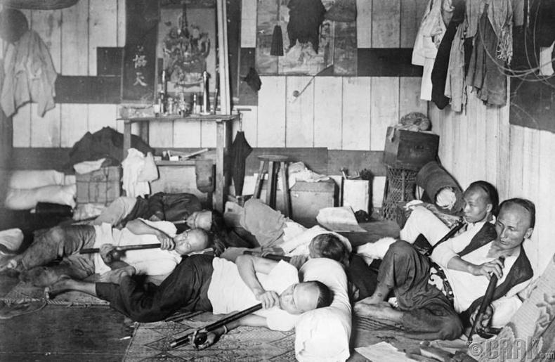 Нью-Йорк дахь хятад цагаачид, 1920