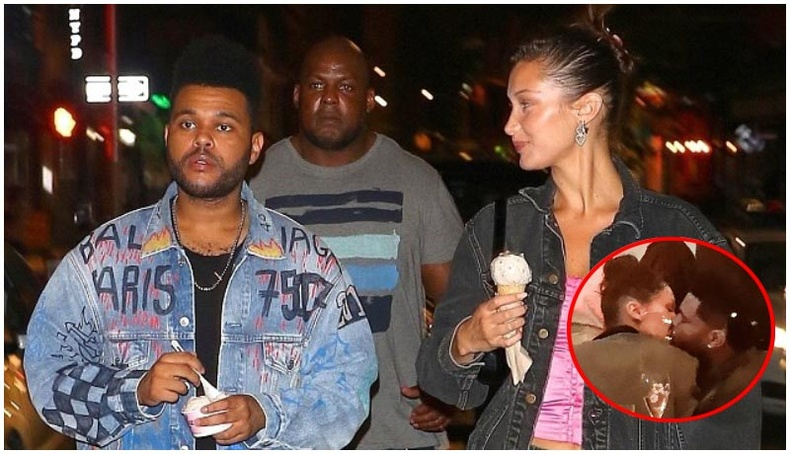 The Weeknd Белла Хадидтай эргэн нийлснээ баталлаа