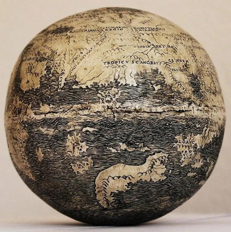 Хамгийн эртний глобус (510 жилийн настай)