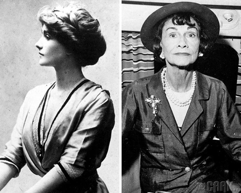 Гайхамшигт Коко Шанел (Coco Chanel)-ийн 1910 болон 1957 оны зургууд