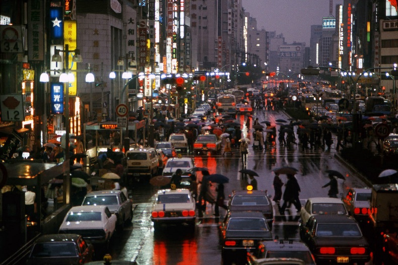 Токио хот, 1979 он
