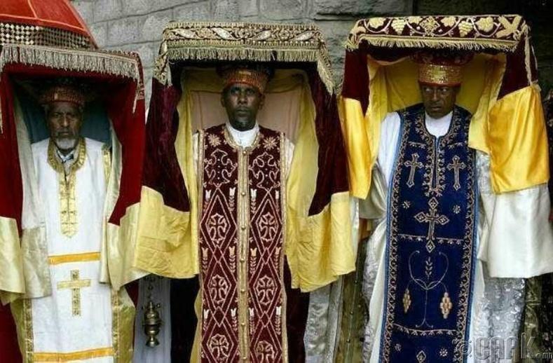 Этиопчууд биднээс 7 жилээр хоцорч яваа