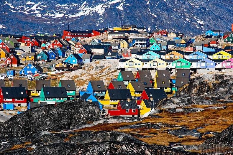 Гренланд Африкаас том - Худал