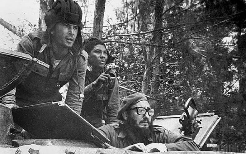 Кубын мөргөлдөөн