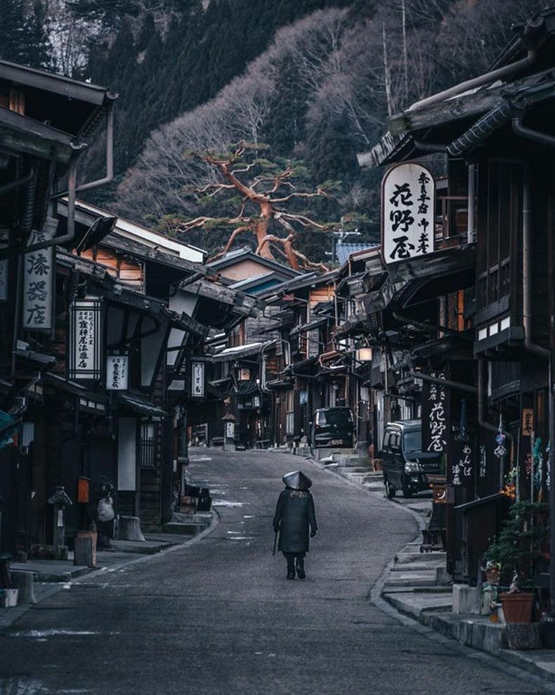 Японы нэгэн тосгон