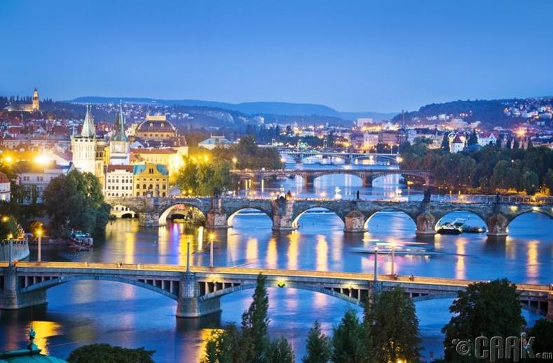 Прага, Чех улс