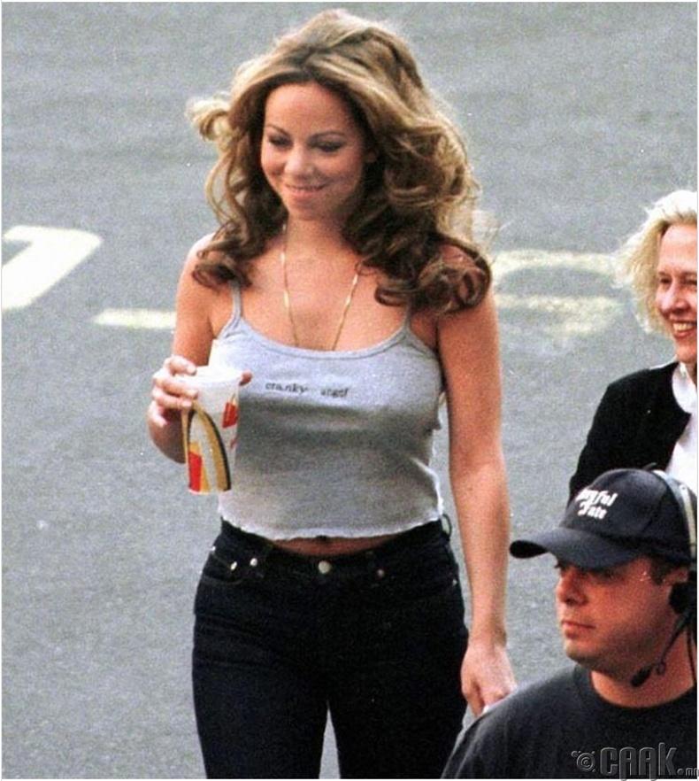 Дуучин Мэрайя Кэри (Mariah Carey), 1999 он