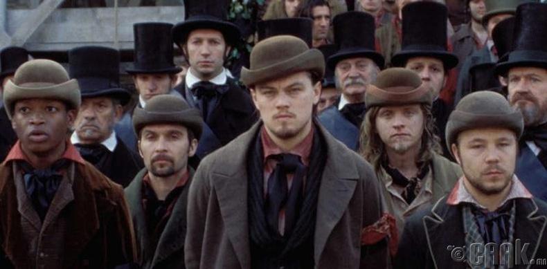 """Leonardo DiCaprio (Leonardo DiCaprio) - """"Gangs Of New York"""""""