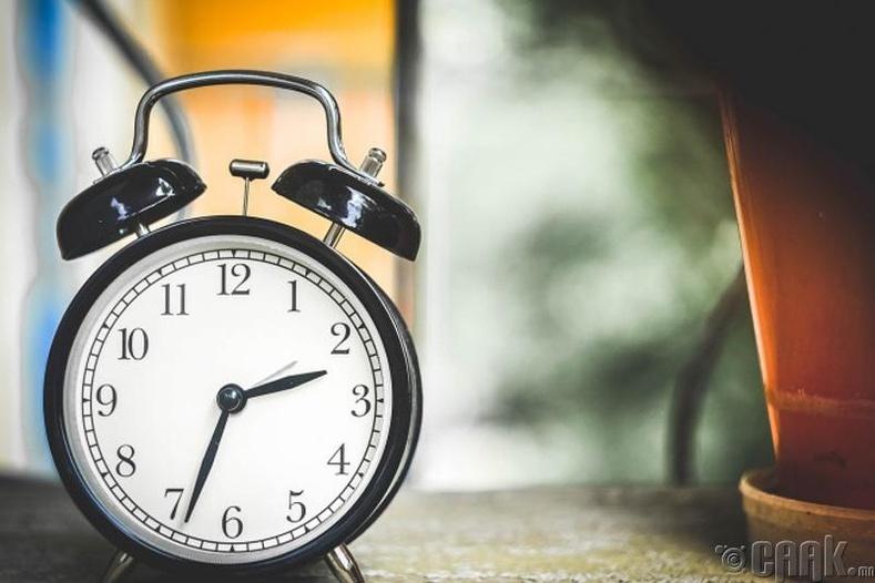 Яагаад цаг, цагийн зүүний дагуу явдаг вэ?